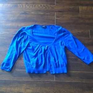 Mexx Metropolitan Royal Blue Cardigan